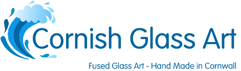 Cornish Glass Art logo
