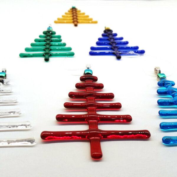 Stick Tree Christmas Decoration