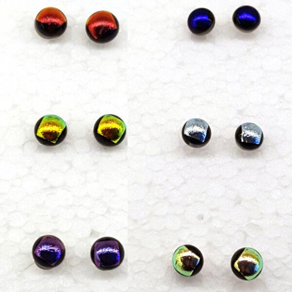 Stud Earrings Colours