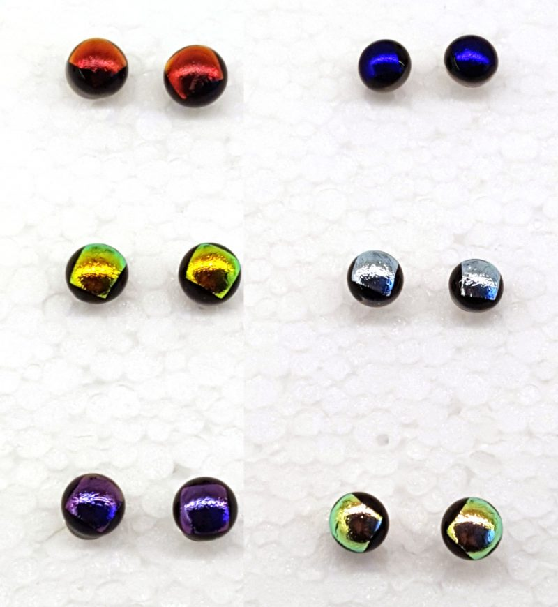 Stud Earrings Colours