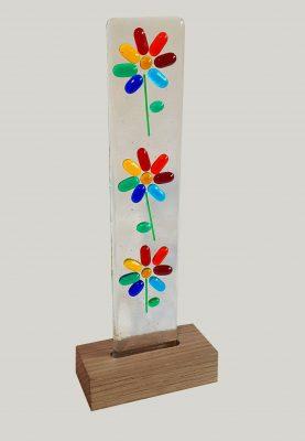 standup flower light catcher