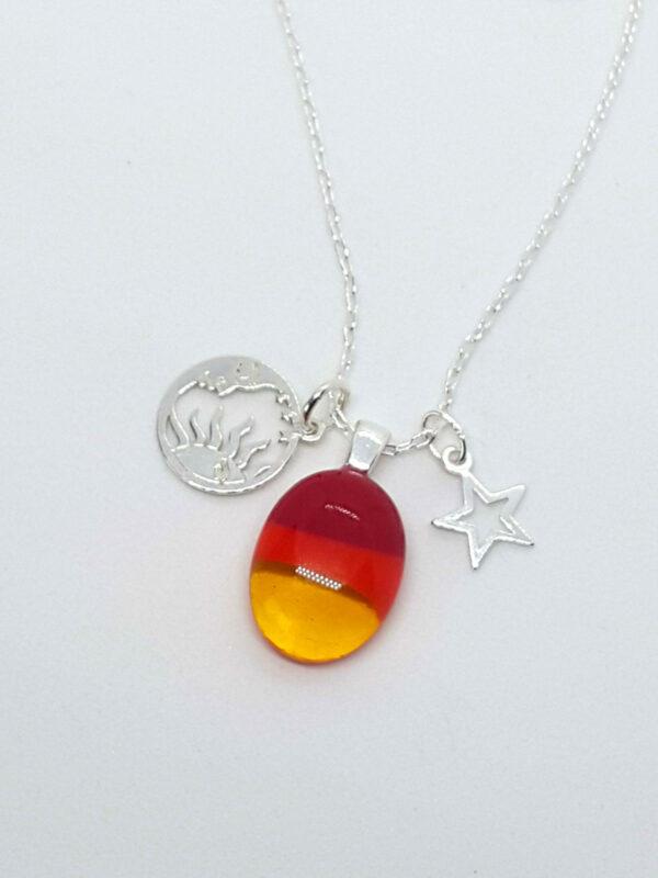 cornish sunset pendant out of box 1200
