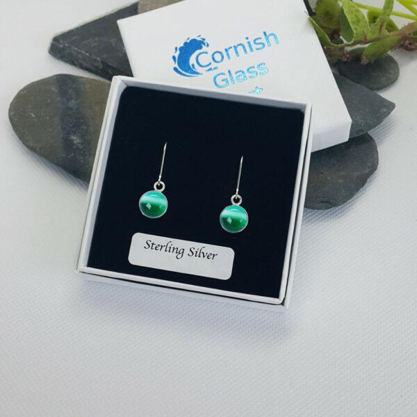 meadow drop earrings boxed